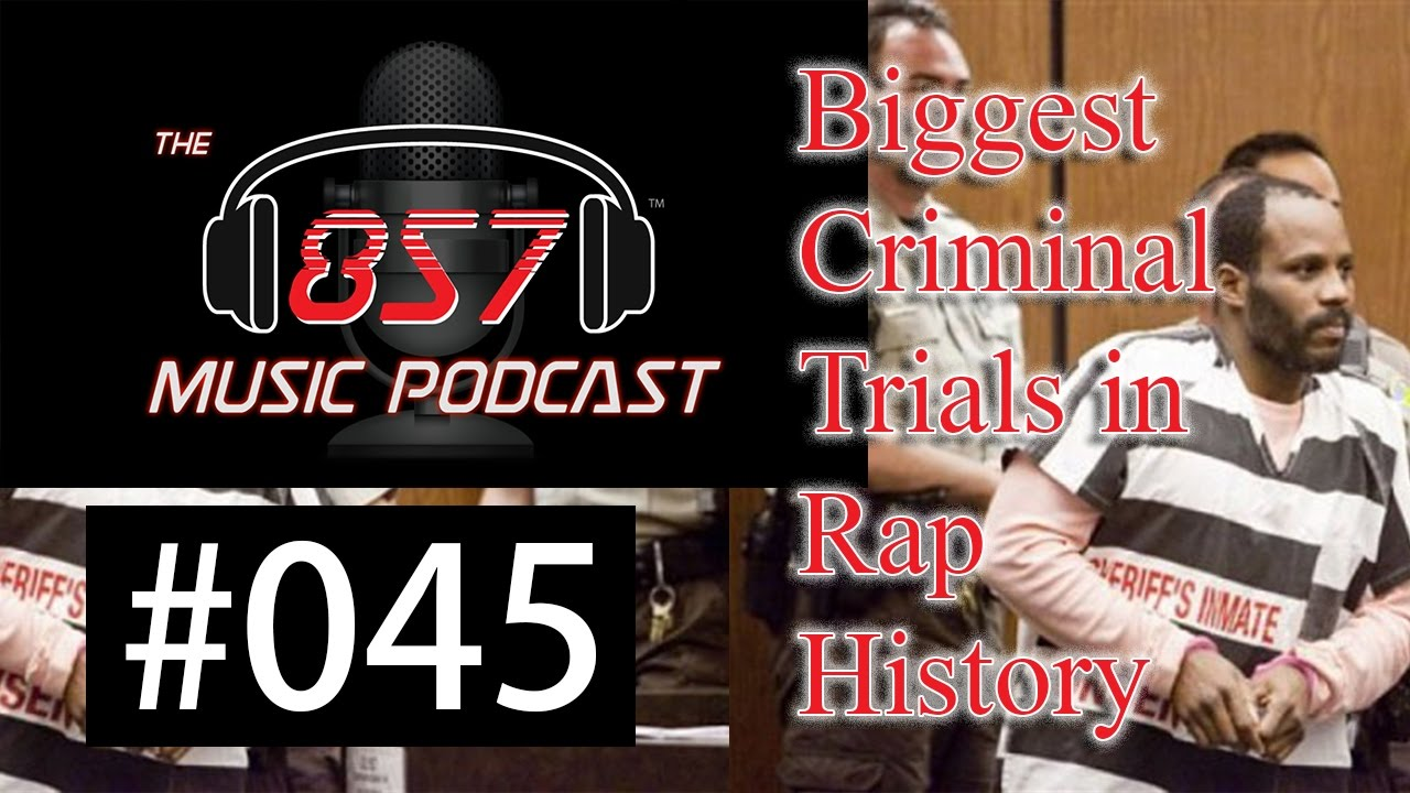 Was Justice Served? Let's Talk About The Biggest Trials in Hip-Hop!