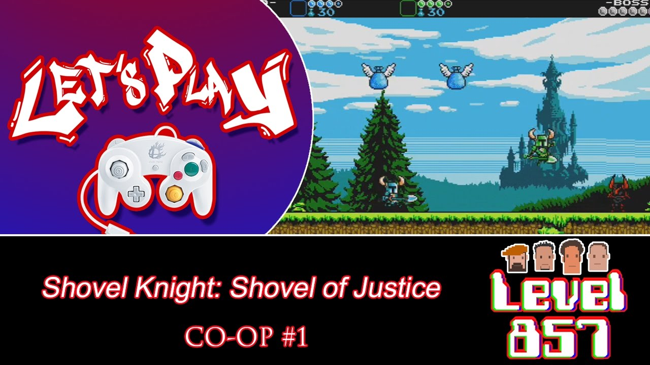 Co-op in Shovel Knight? =  Sign Us Up!