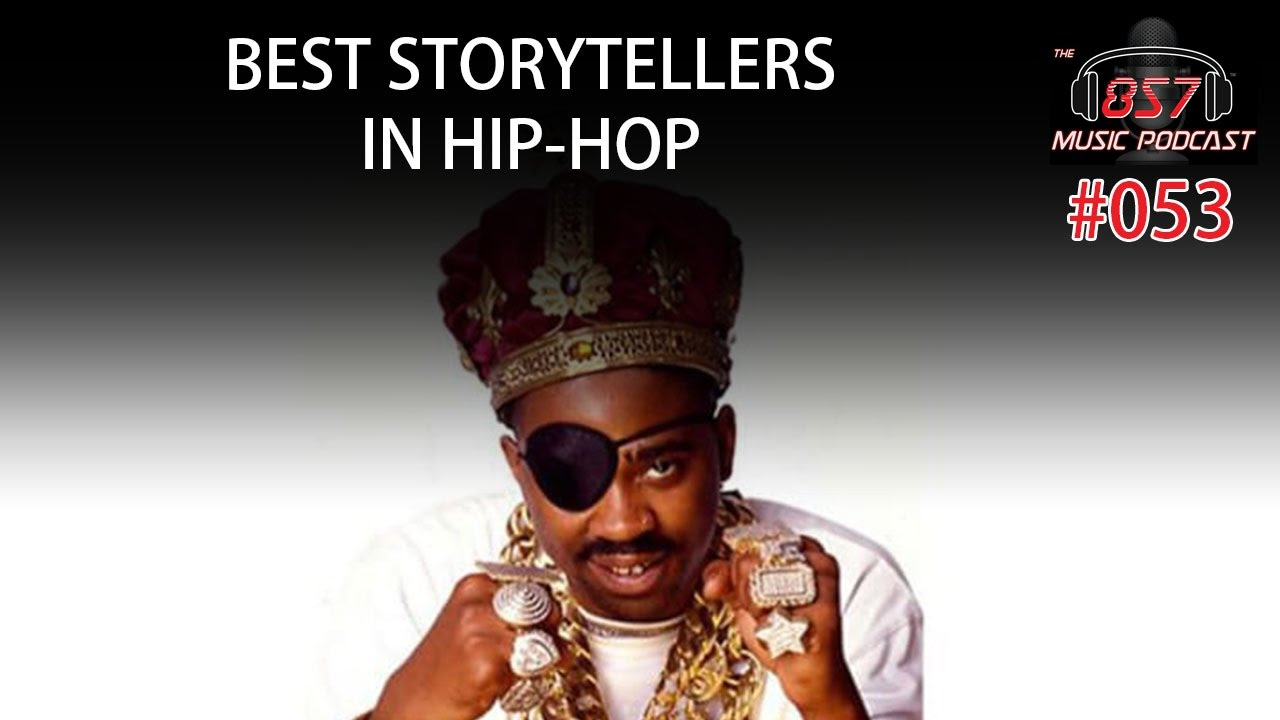 Hip-hop's Best Storytellers!
