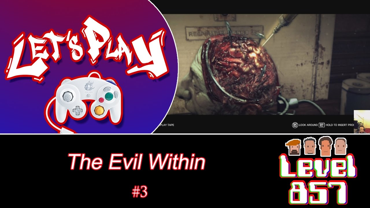 This Game's Got Live Brains Too? [The Evil Within – Part 3]