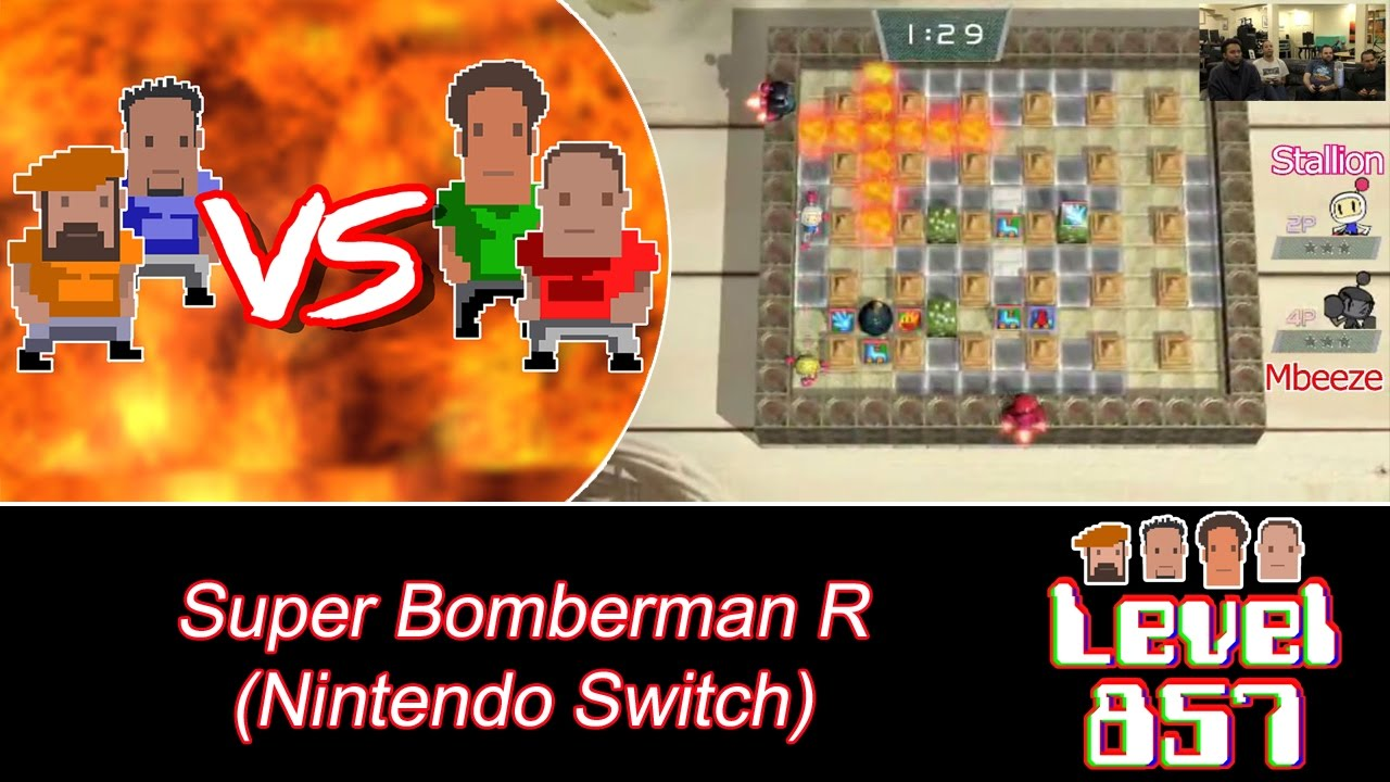 Who's The True Bomberman Champion?