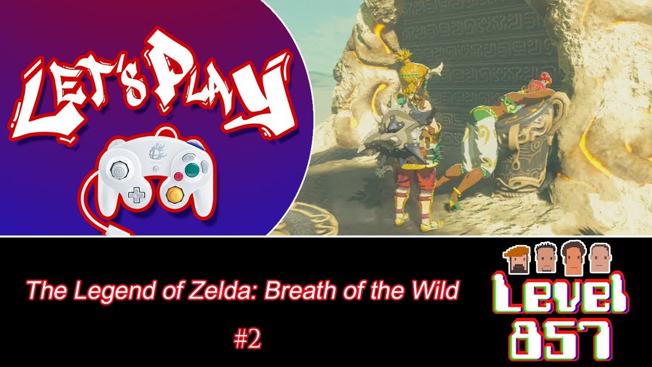 End Game Shrine Grinding! [Zelda BOTW – Part 2]