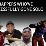 Successful Solo Careers From Rappers Who Debuted In A Duo/Groups