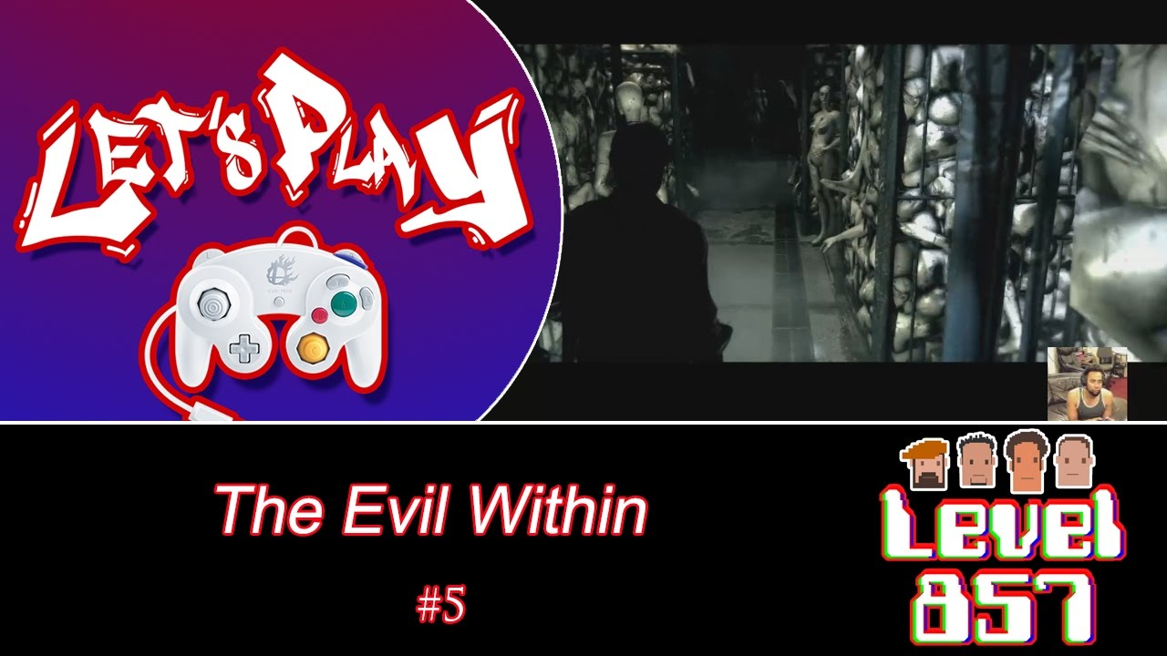 Zombies and More Zombies! [The Evil Within – Part 5]