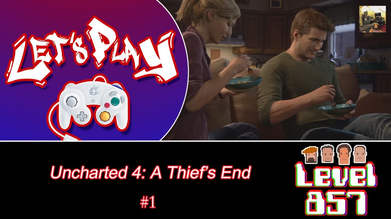 Let's See What The Hype's About [Uncharted 4 – Part 1]