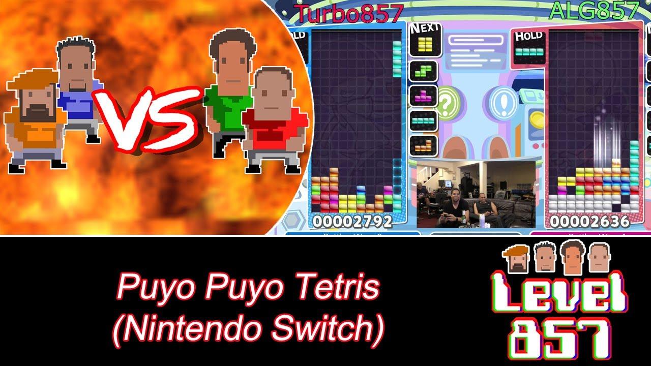 Someone Needs To Dethrone Al! [Puyo Puyo Tetris – Offline Battle #1]