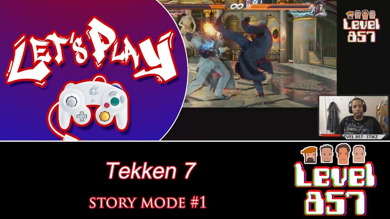 Stikz Takes On Tekken 7's Story Mode!