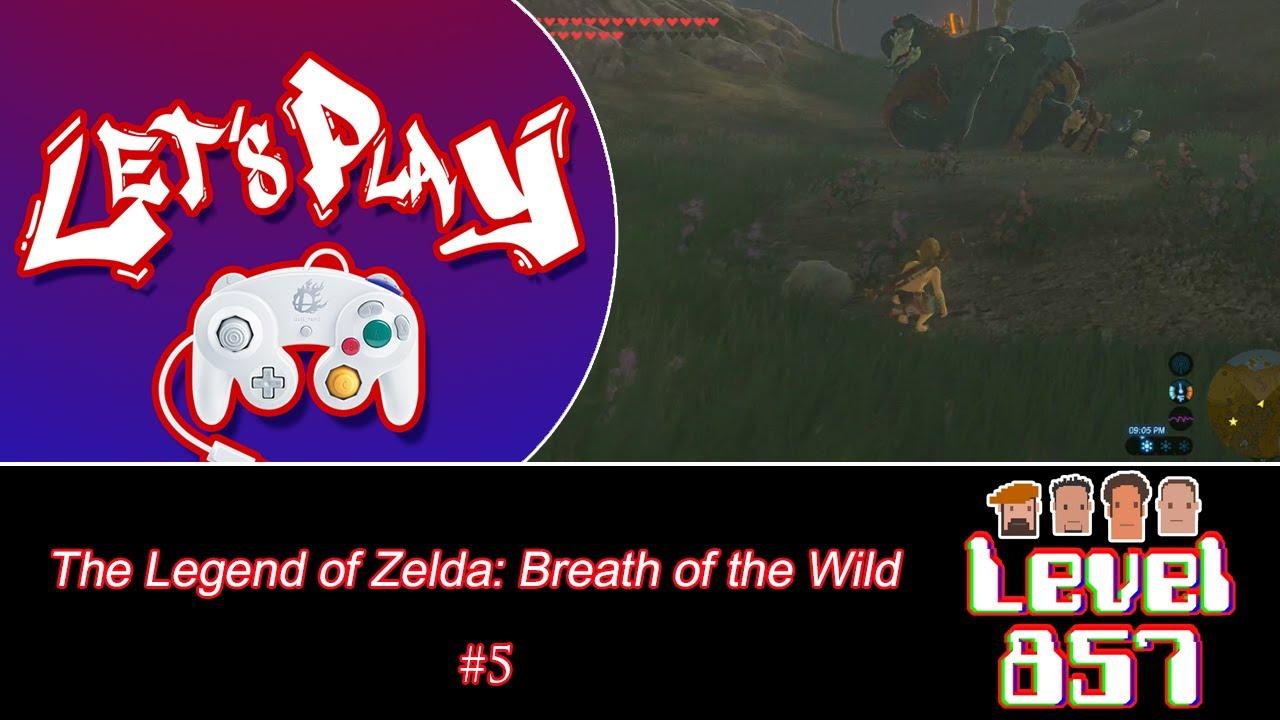 Stranded On Eventide Island! [Zelda botw – Part 5]