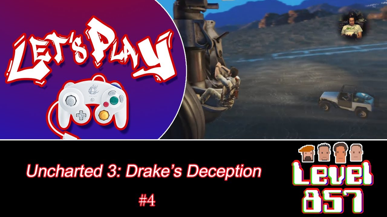 Where The Hell These People Come From? [Uncharted 3 – Part #4]