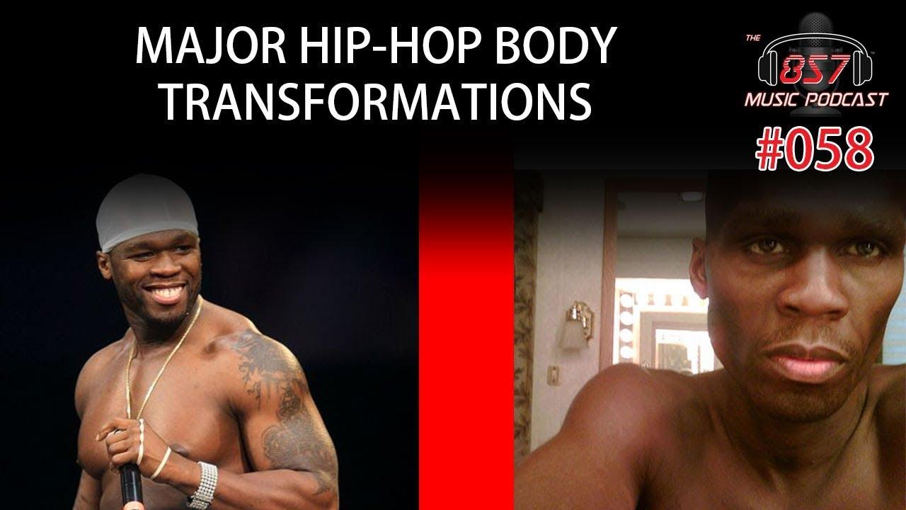 Hip-hop Artists Who Had A Major Body Transformation!