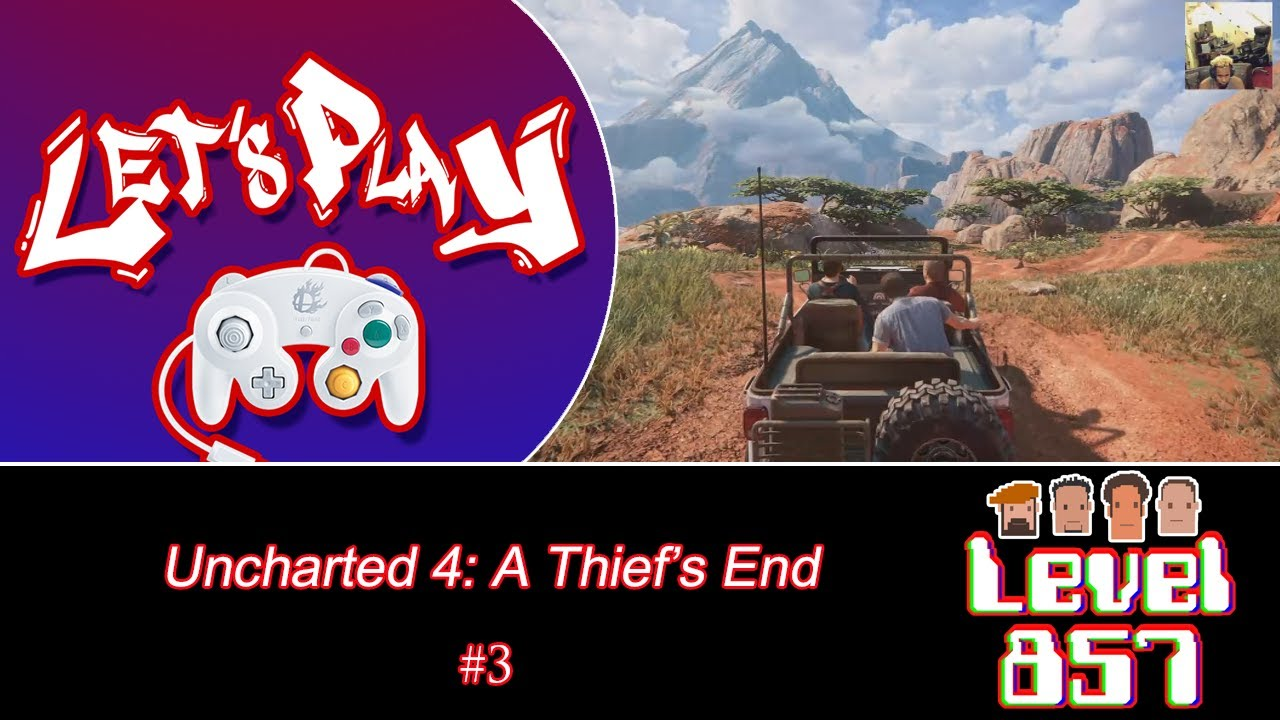 It's Like Indiana Jones In This B$tch! [Uncharted 4 – Part 3]