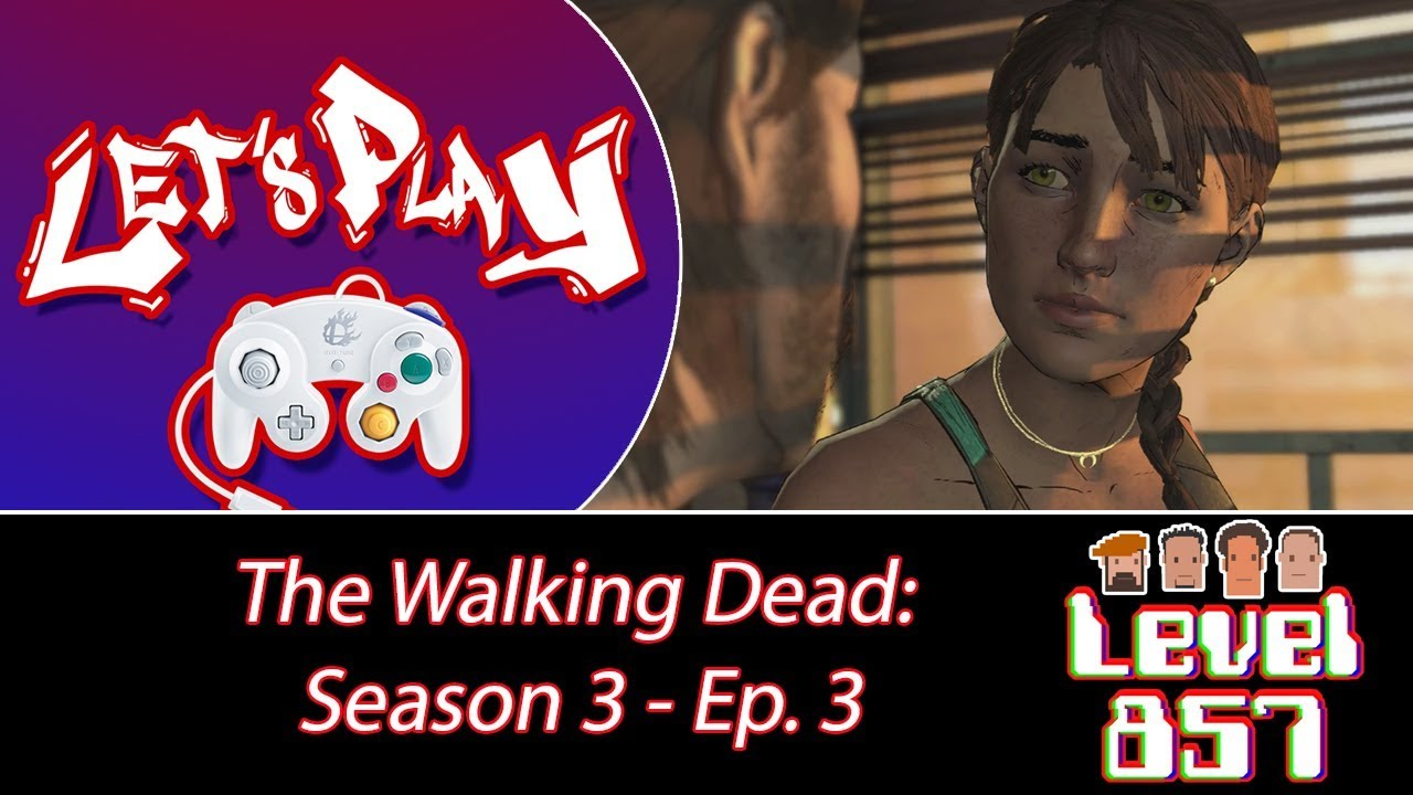 Zombies Get A Bat To The Head [The Walking Dead: A New Frontier – Ep.3]