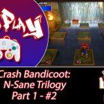 Who's This Crazy Kangaroo? [Let's Play: Crash Bandicoot N-Sane Trilogy (Walkthrough Part 1 #2)]