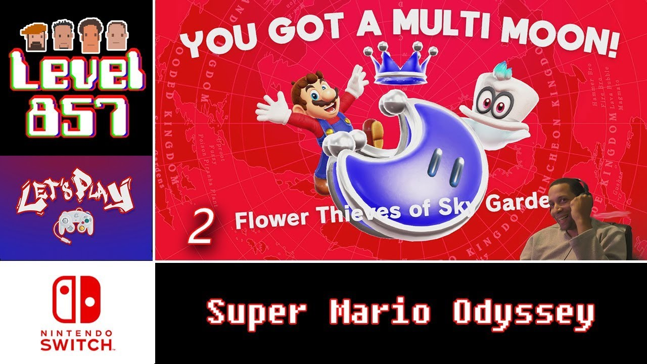 Super Mario Odyssey 857 Entertainment Innovative Hip Hop