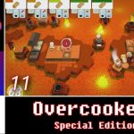 Let's Play Co-op: Overcooked! Special Edition | 4-Player Gameplay | Nintendo Switch | Walkthrough Part 11