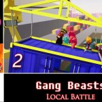 Let's Play Versus: Gang Beasts | PS4 | Local Battle #2