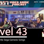 Level 857 – Video Game Podcast: Level 43 – The Very Best Sega Genesis Music Tracks!