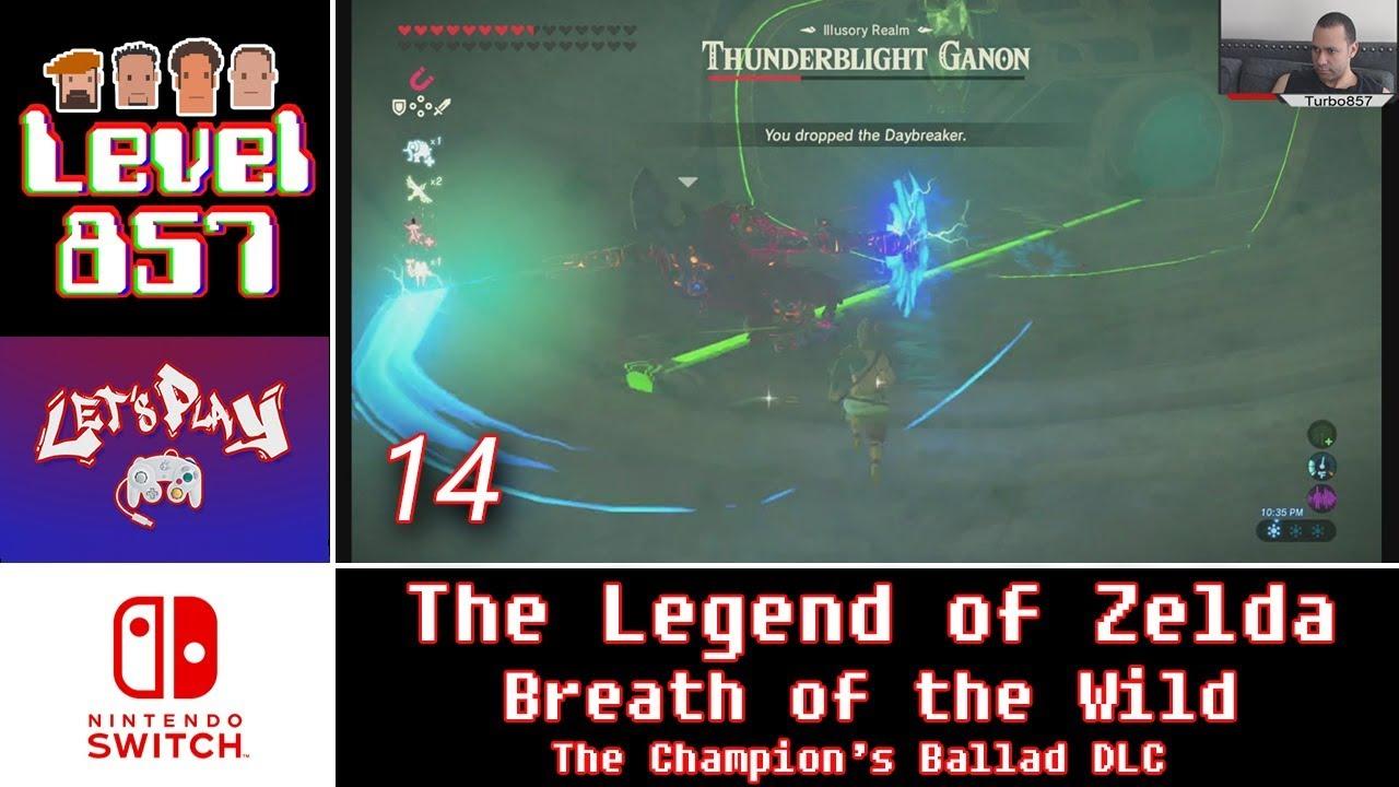 Thunderblight Ganon 857 Entertainment