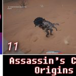 Let's Play: Assassin's Creed Origins with Turbo857 | PS4 | Walkthrough Part 11