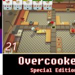 Let's Play Co-op: Overcooked! Special Edition | 4-Players | Nintendo Switch | Walkthrough Part 21
