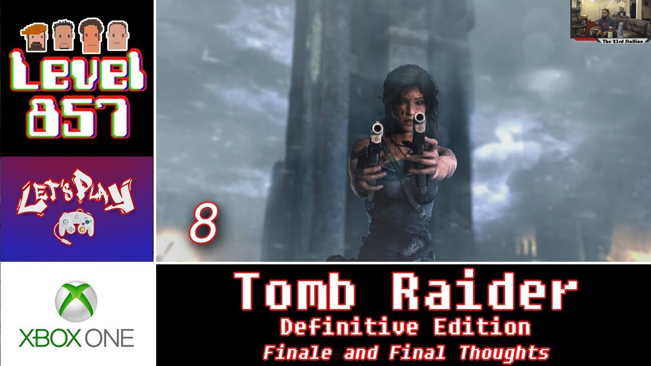 Tomb Raider Gameplay 857 Entertainment