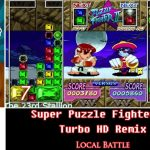 Let's Play Versus: Super Puzzle Fighter II Turbo Remix HD | Xbox 360 | Local Battle #7
