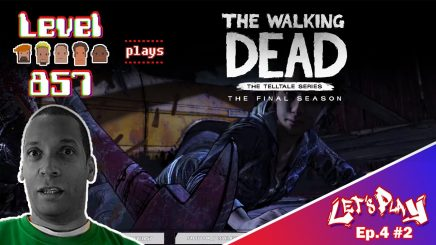 the walking death game season 4 episode 4 blind playthrough